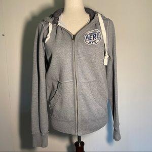 Aeropostale Zip up Sweatshirt or Hoodie AERO NYS